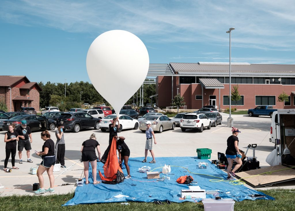 Weather Balloon.