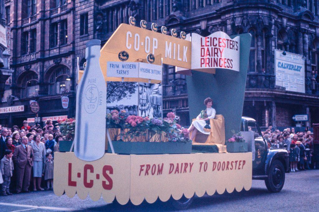Leicester's Dairy Princess